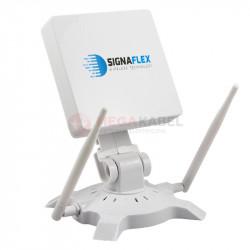 Antena z kartą sieciową WIFI Sky DIABLO 58dBi