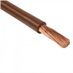 Przewód instalacyjny H07V-U DY 4, 0 750 brązowy