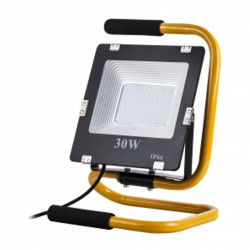 Lampa przenośna LED 30W NW na stojaku L4101582 ART