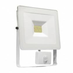 Naświetlacz NOCTIS LUX LED 10W NW +sensor white