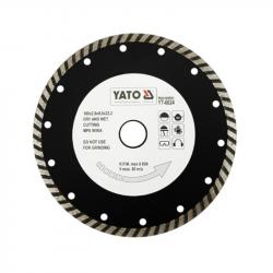 Tarcza diamentowa turbo 180mm YT-6024 Yato