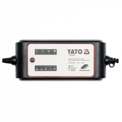 Prostownik elektroniczny 12V 8A 160Ah YT-83016 Yat