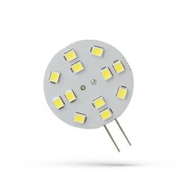 Żarówka LED G4 12V 2W WW 30mm WOJ13782 Spectrum
