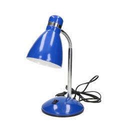 Lampka biurkowa DSL-041 niebieski E27 25W Vitalux