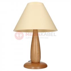 Lampa biurkowa nocna LN-08/D 230V E-14
