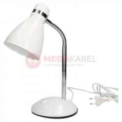 Lampka biurkowa DSL-041 biała E27 25W Vitalux