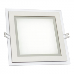 Oprawa LED FIALE ECO SQUARE 6W 230V CW SPECTRUM