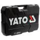 """Zestaw narzędziowy 1/2"""" 122cz. XXL YT-38901 Yato"""
