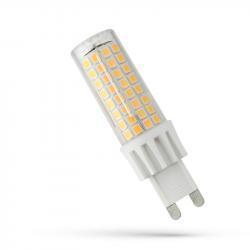 Żarówka LED G9 7W CW 230V Zimna Spectrum