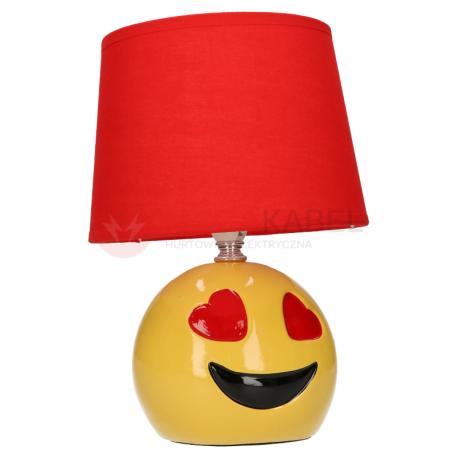Lampka stołowa EMO RED 00005 E14 Struhm