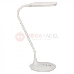Lampka biurkowa LED K-BL1208 5W biała Kaja