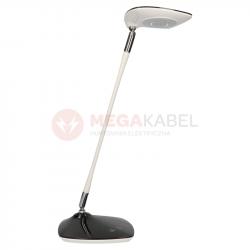 Lampka biurkowa LED K-BL1861 czarna KAJA