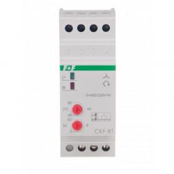 Czujnik kolejności zaniku i astmetri faz CKF-BT F&F