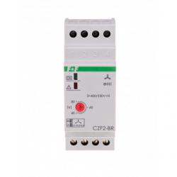 Czujnik zaniku fazy z kontrolą styków 10A CZF2-BR