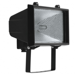 Lampa halogenowa 1000W R7s LOMA black Kanlux