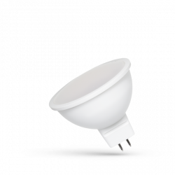 Żarówka LED MR16 6W 12V zimna Spectrum