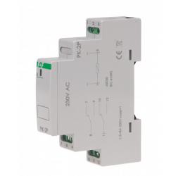 Przekaźnik elektromagnetyczny PK-2P 230V 2P 8A F&F