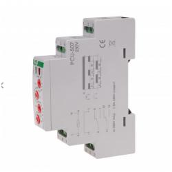 Przekaźnik czasowy 2-czasowy 2P 8A AC 230V PCU-507 F&F