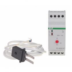 Przekaźnik kontroli poziomu cieczy z regulacją czułości PZ-828 RCB F&F