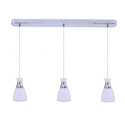 Lampa wisząca VIZIO FH40083-A-90 W/CH 3xE14 Italux