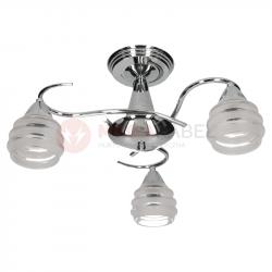 Lampa K-3812C-3 chrom E14 3x40W Kaja