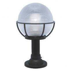 Lampa ogrodowa K-ML-OGROD 250/0.2 KL Opal czarna