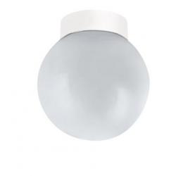 Lampa ogrodowa BALL LAMP mleczna E27 00002