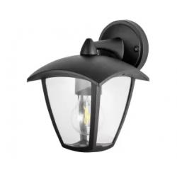 Lampa ogrodowa kinkiet dół IGMA 311870 E27 czarny