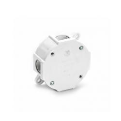Puszka biała n/t IP41 79x79x37 075-01 Viplast