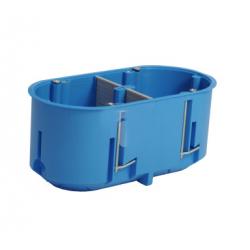 Puszka regips głęboka 2-krotna Fi 60 P2x60D SIMET