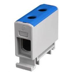 Złączka szynowa 1,5-50mm Al/Cu MAA1050B10 niebiesk