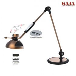 Lampka biurkowa LED MORINO K-BL1217 gold KAJA