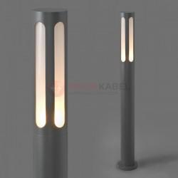 Lampa ogrodowa MEKONG I 4698 E27 60W Nowodvorski