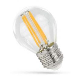 Żarówka LED COG kulka E27 230V 4W NW SPECTRUM
