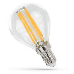 Żarówka LED COG kulka E14 230V 4W NW SPECTRUM