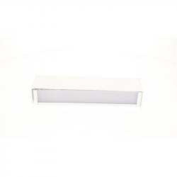 Lampa kinkiet STRAIGHT WALL 6345 White XS Nowodvorski