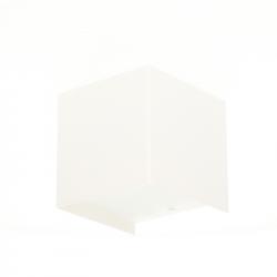 Kinkiet dekoracyjny CUBE WHITE 5266 Nowodvorski