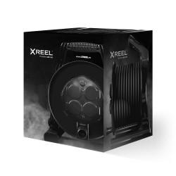 Przedłużacz bębnowy XREEL 30m 3x2,5 4GN guma PCE