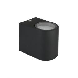 Lampa kinkiet ogrodowy TORRE I black GU10 IP54 SPECTRUM